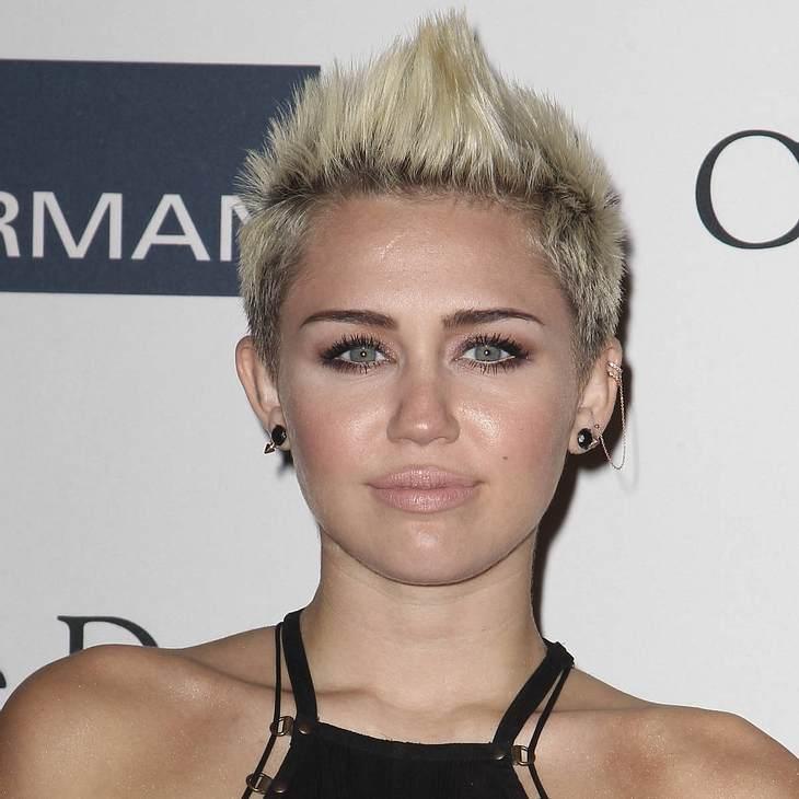 Miley Cyrus will Eheringe selbst designen