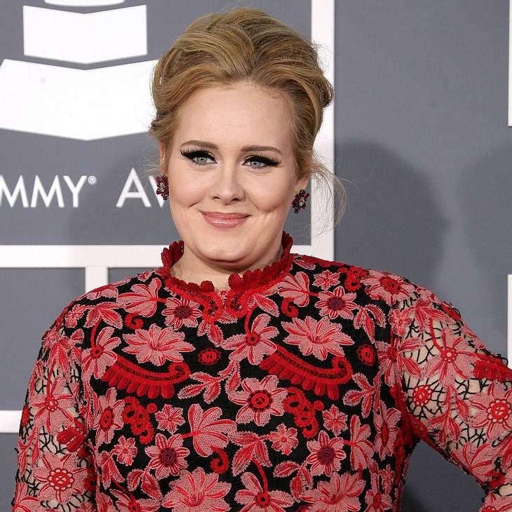 Adele im Album- und Babystress