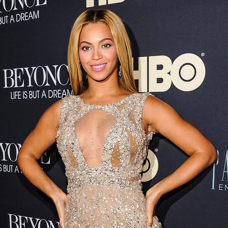 Beyoncé schwärmt von Jay-Z