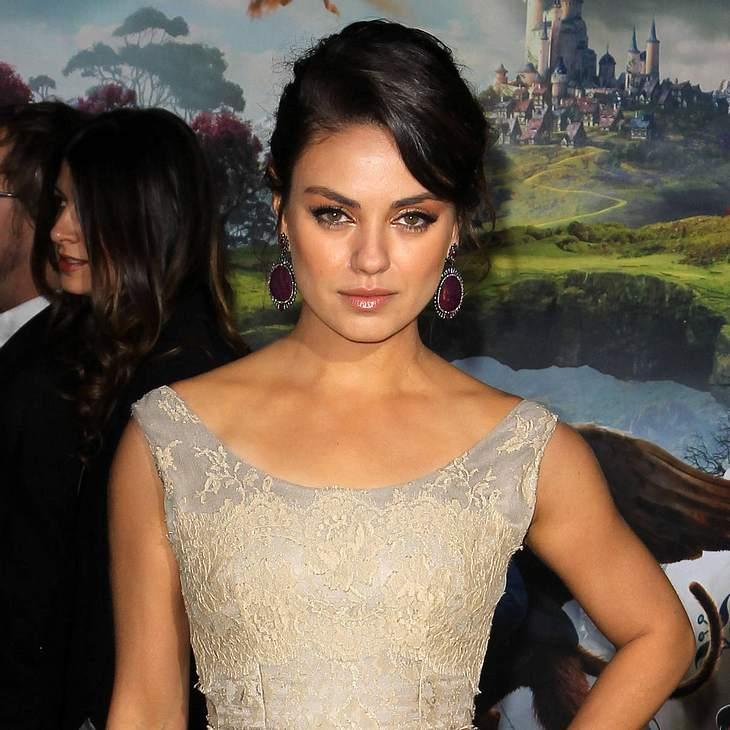 Mila Kunis: Abschied von Hollywood?