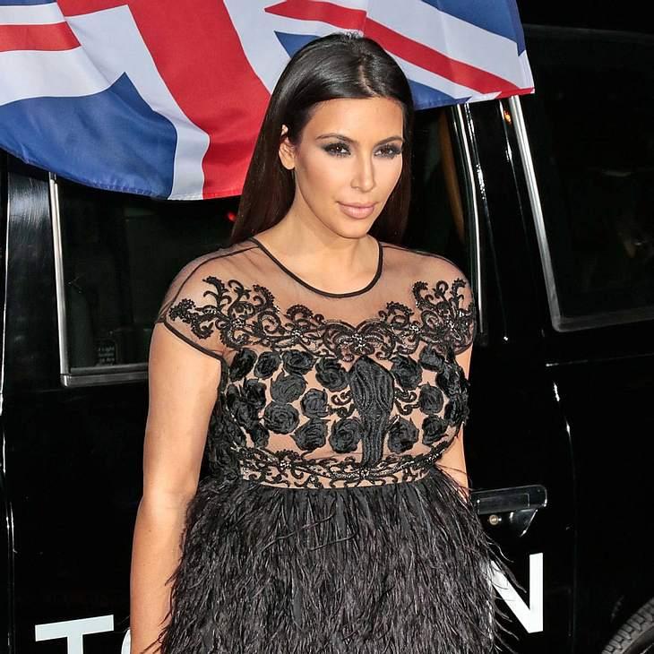 Kim Kardashian und die Freuden der Schwangerschaft