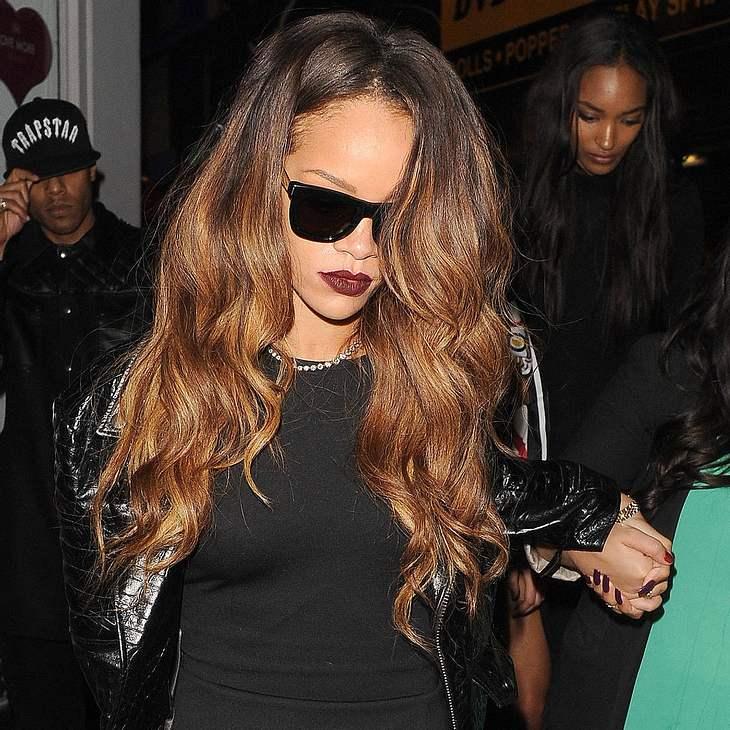 Rihanna: Heiratsantrag zum Geburtstag?