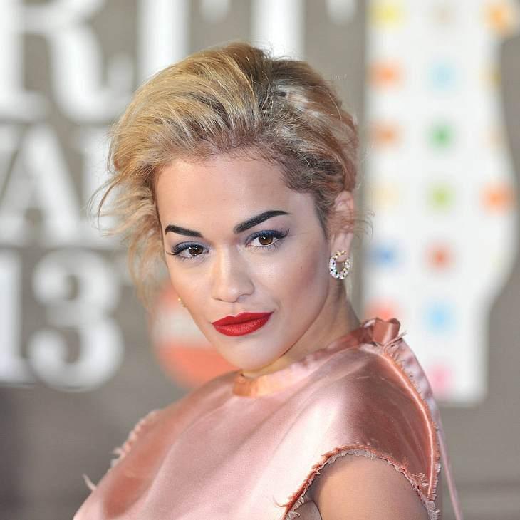 Rita Ora steht auf Robert Pattinson