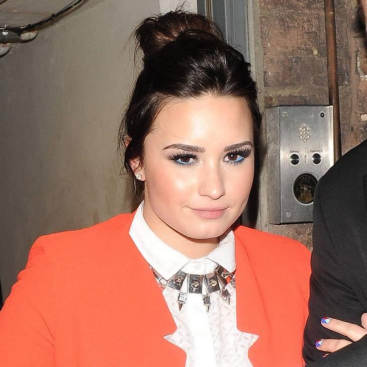 Demi Lovato: Zurück zu Wilmer Valderrama?