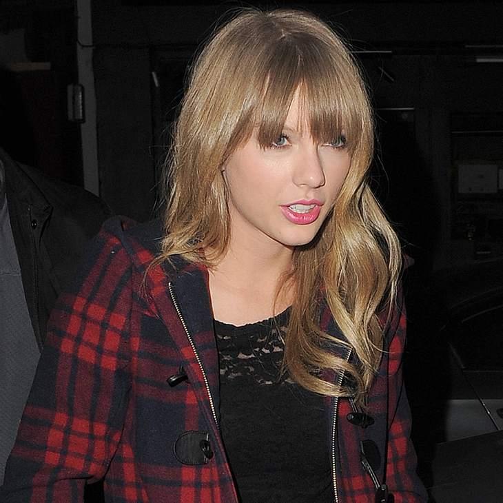 Taylor Swift verbringt Nacht mit Ed Sheeran