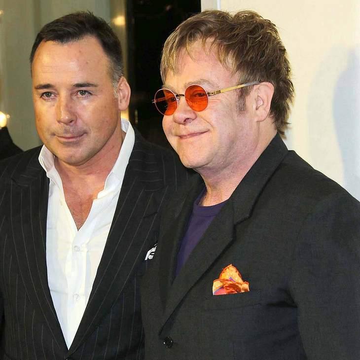 Elton John: Familienplanung abgeschlossen!