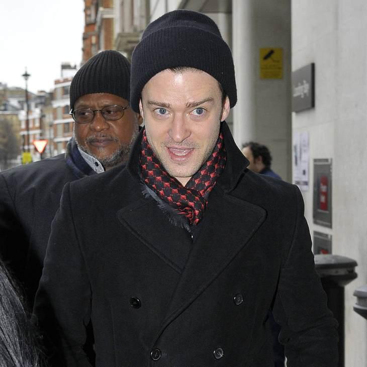 Justin Timberlake: Kein Groll gegen Kanye West