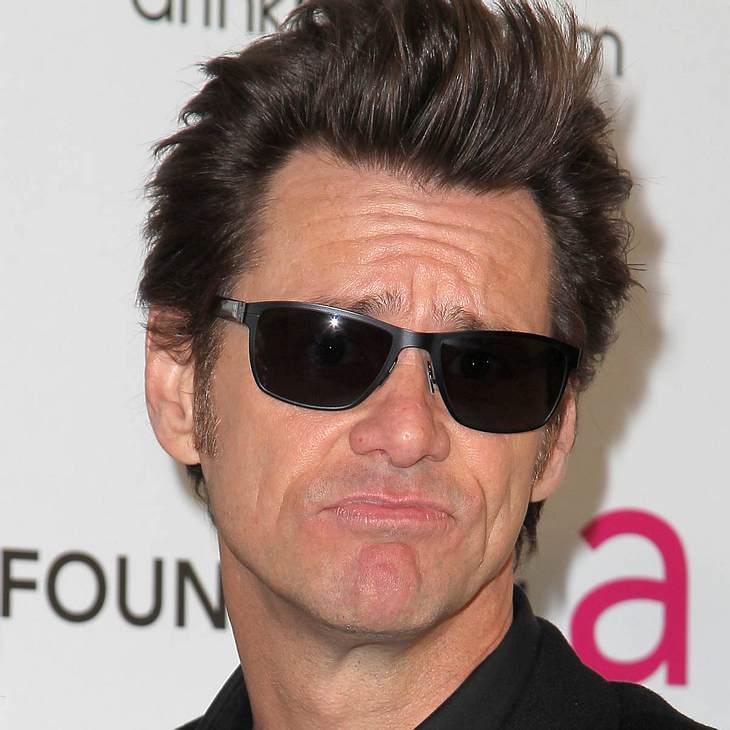 Jim Carrey ist wieder Single