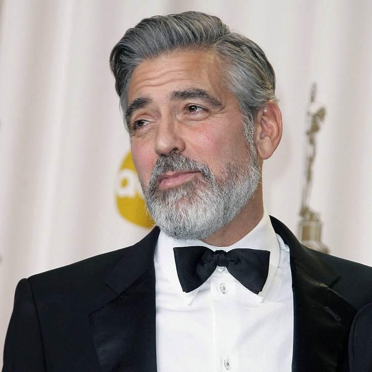 George Clooney: Bald wieder Single?