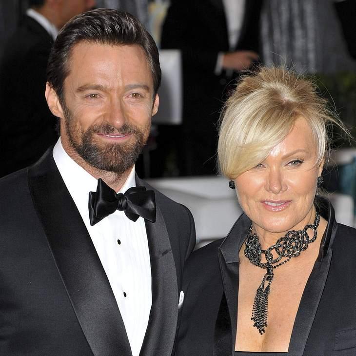Hugh Jackman hat den attraktivsten Bart