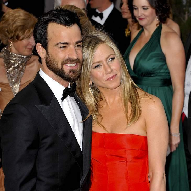 Jennifer Aniston: Hochzeit im Frühling