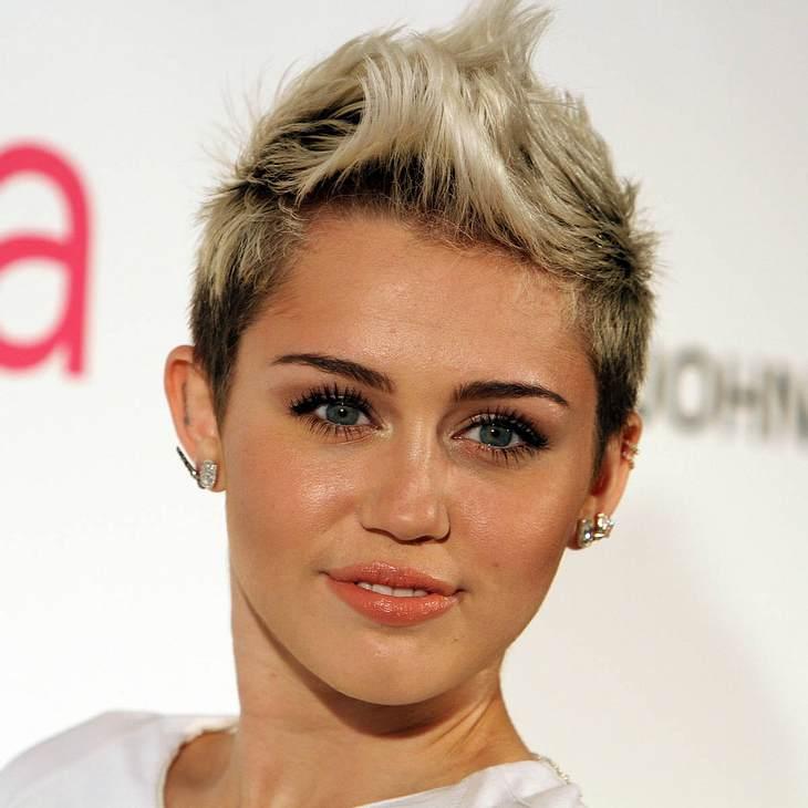 Miley Cyrus: Abschied von Twitter?