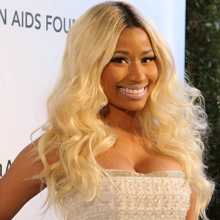 Nicki Minaj will nach Hollywood!