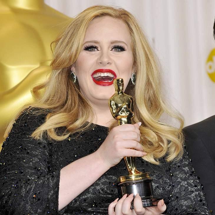 """Adele: Singt sie nochmal für """"James Bond""""?"""
