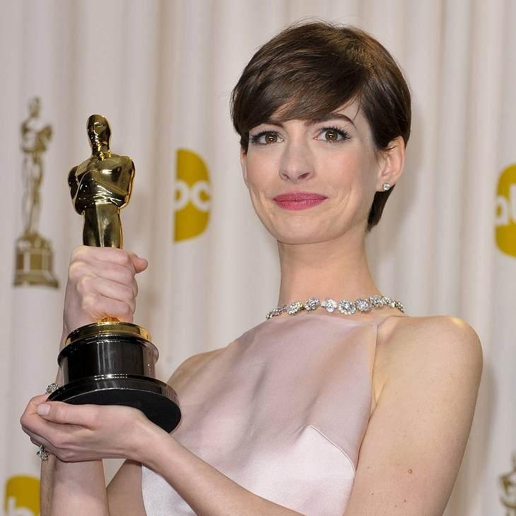 Anne Hathaway: Zoff mit Valentino