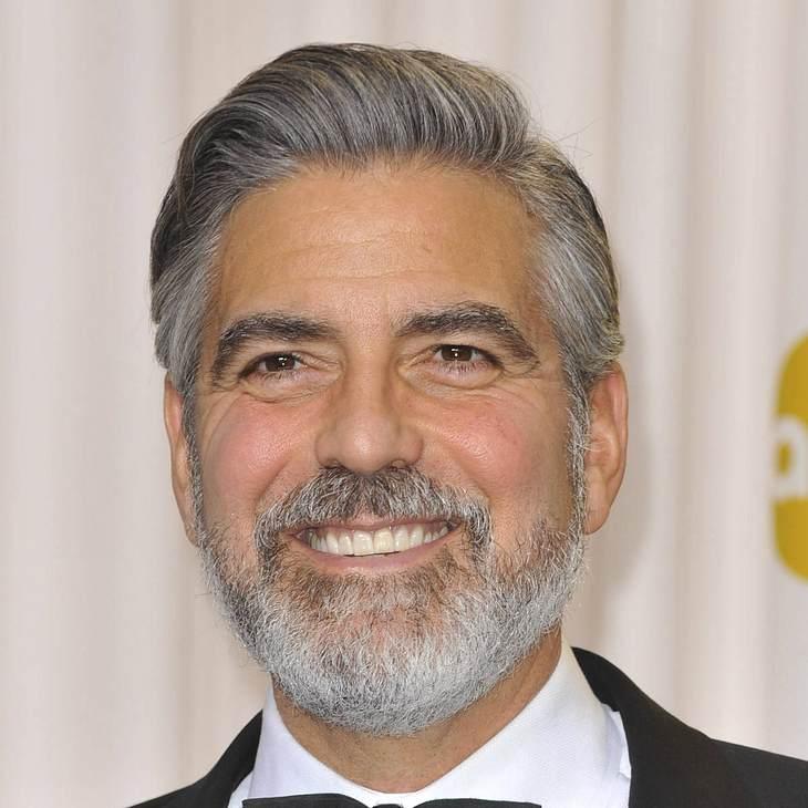 George Clooney erhält Deutschen Medienpreis