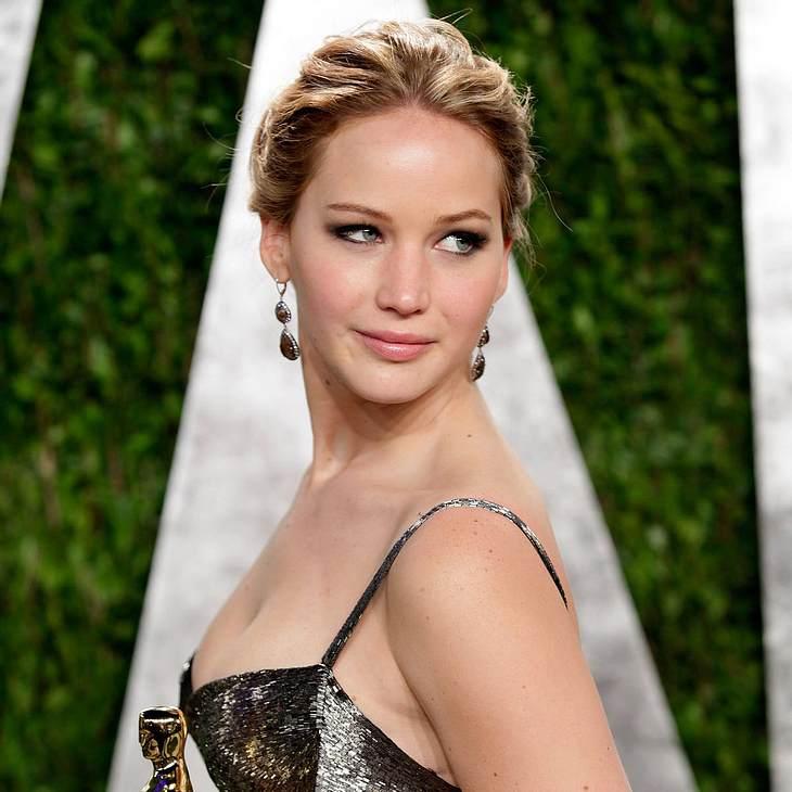 Jennifer Lawrence: Harry Styles' Flirt-Debakel