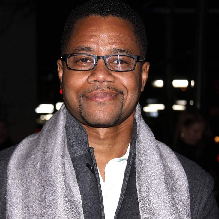 "Cuba Gooding Jr. ist jetzt ""Dick McWilly"""
