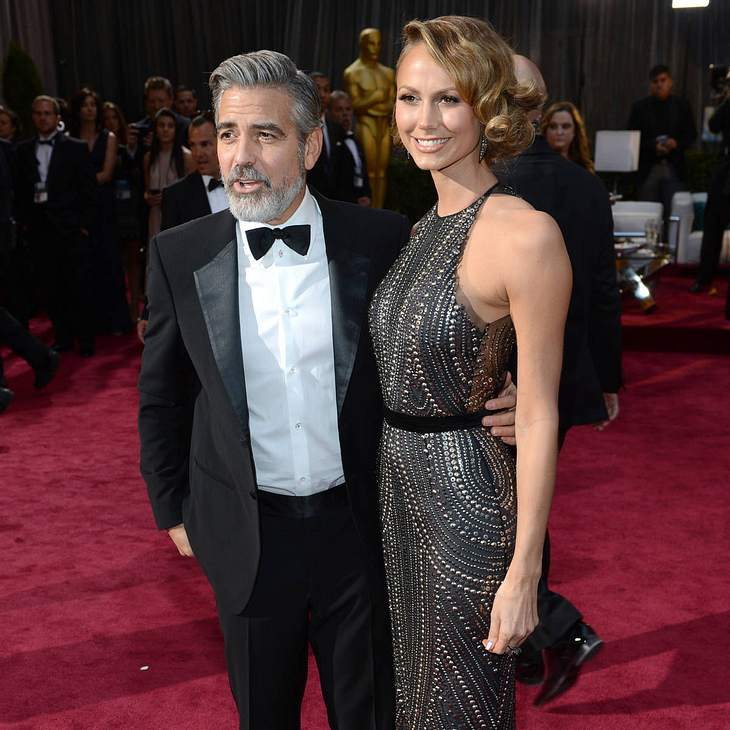 George Clooney wieder Single