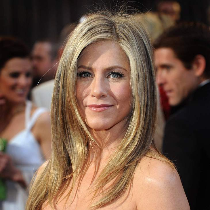 Jennifer Aniston denkt an Adoption