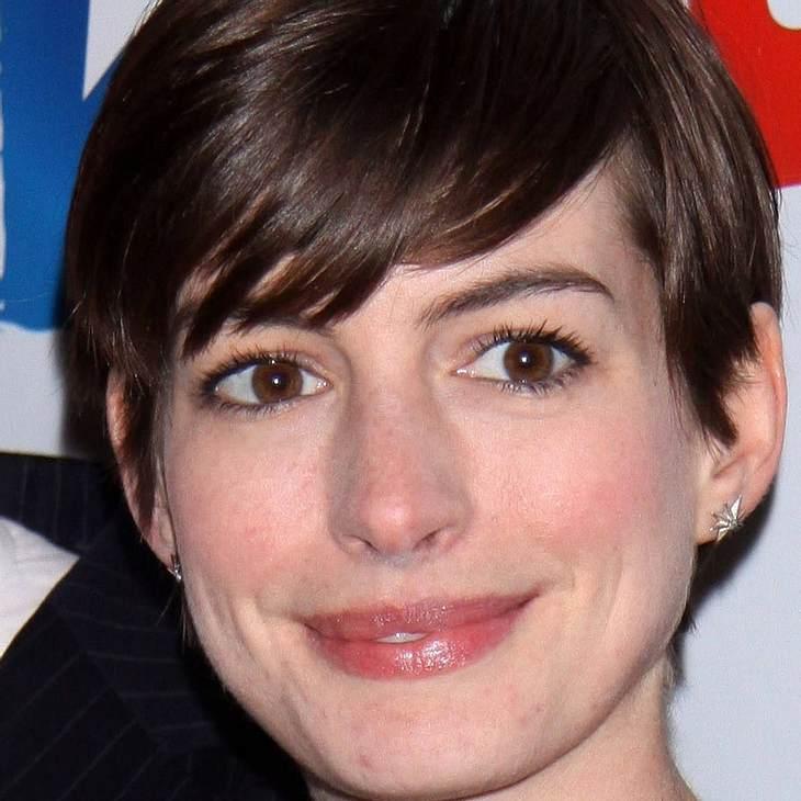 """Anne Hathaway wird zur """"My Fair Lady""""!"""