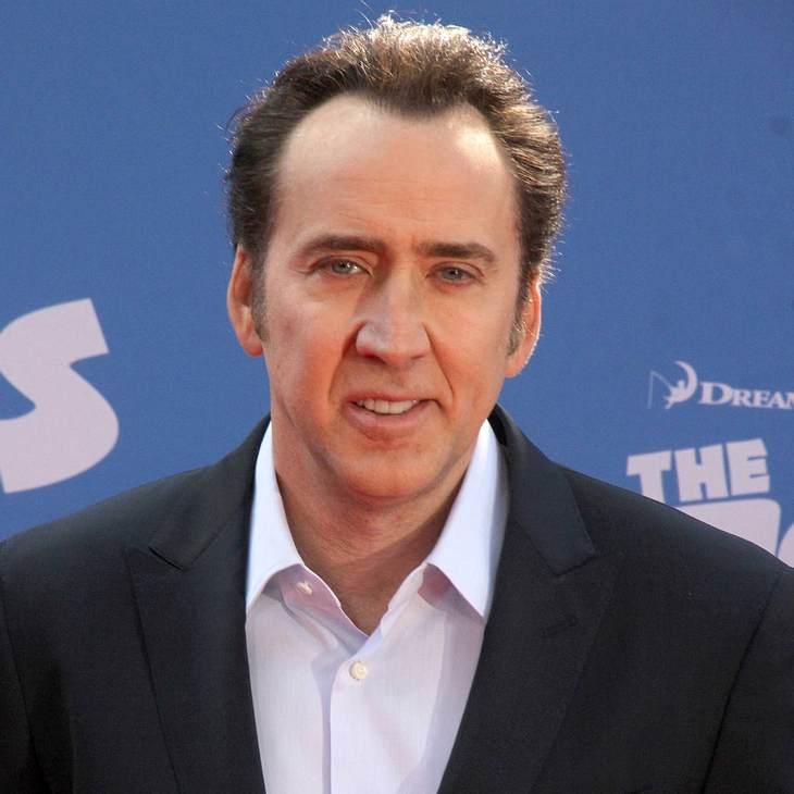 Nicolas Cage muss loslassen