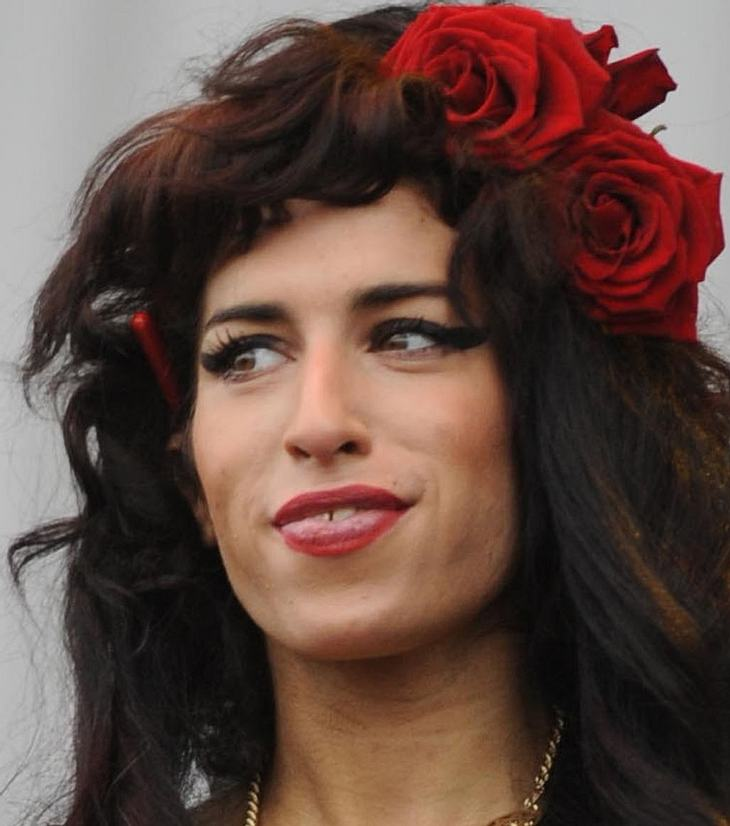 Amy Winehouse gibt Live-Comeback