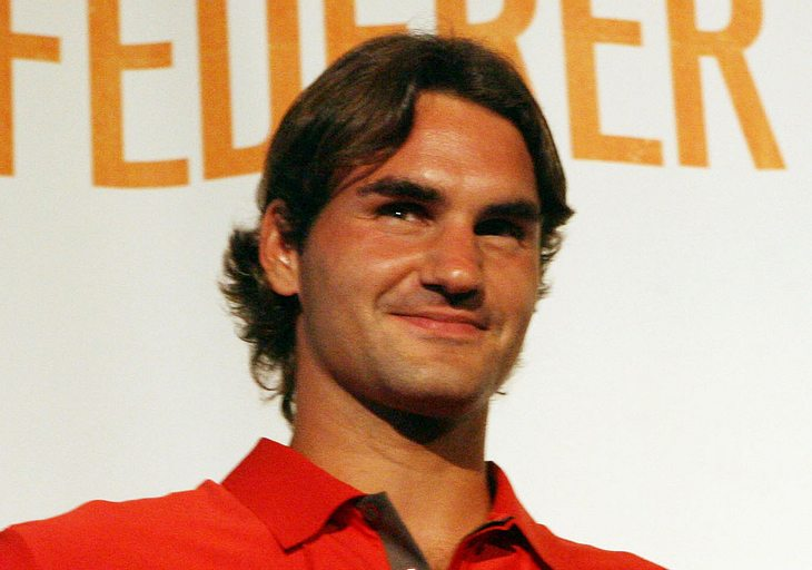 Federer ist Vater von Zwillingen