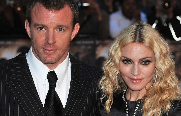 Madonna und Ritchie vor Versöhnung?