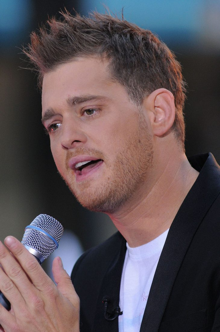 Buble seit November verlobt