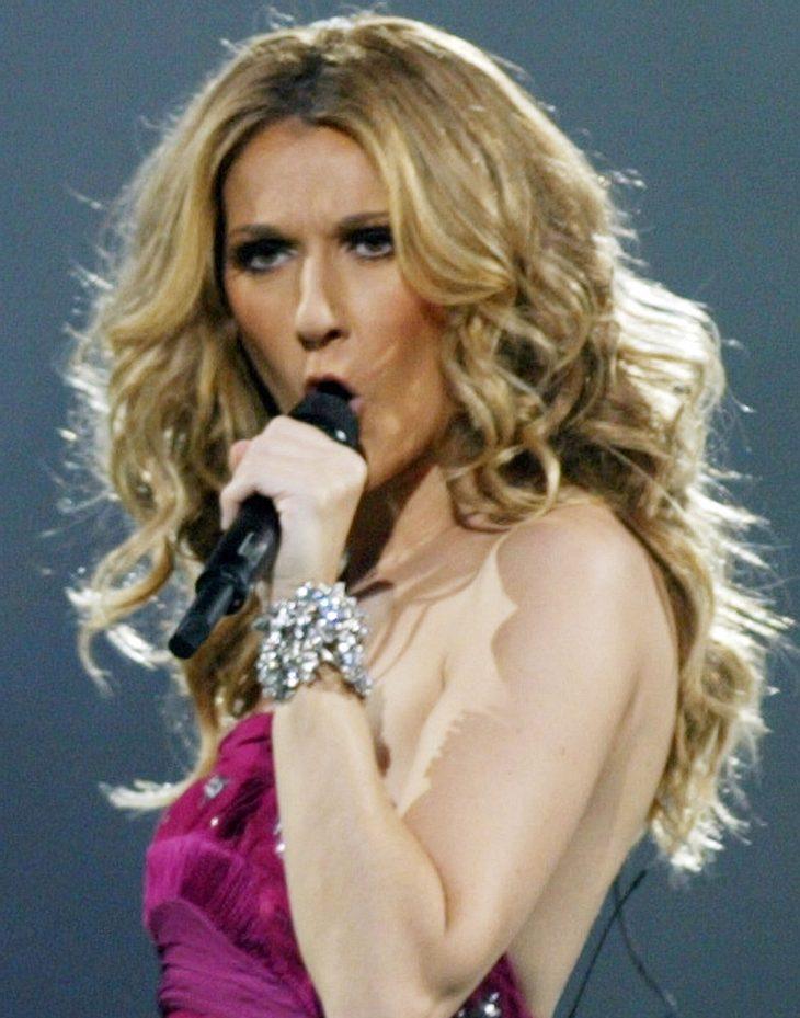 Celine Dion ist zum zweiten Mal Mutter geworden