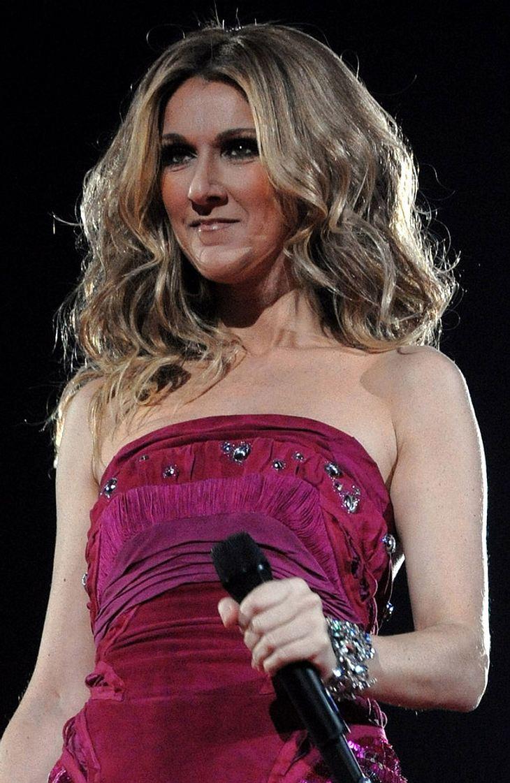 Celine Dion wird Baby-Hoffnungen nicht aufgeben