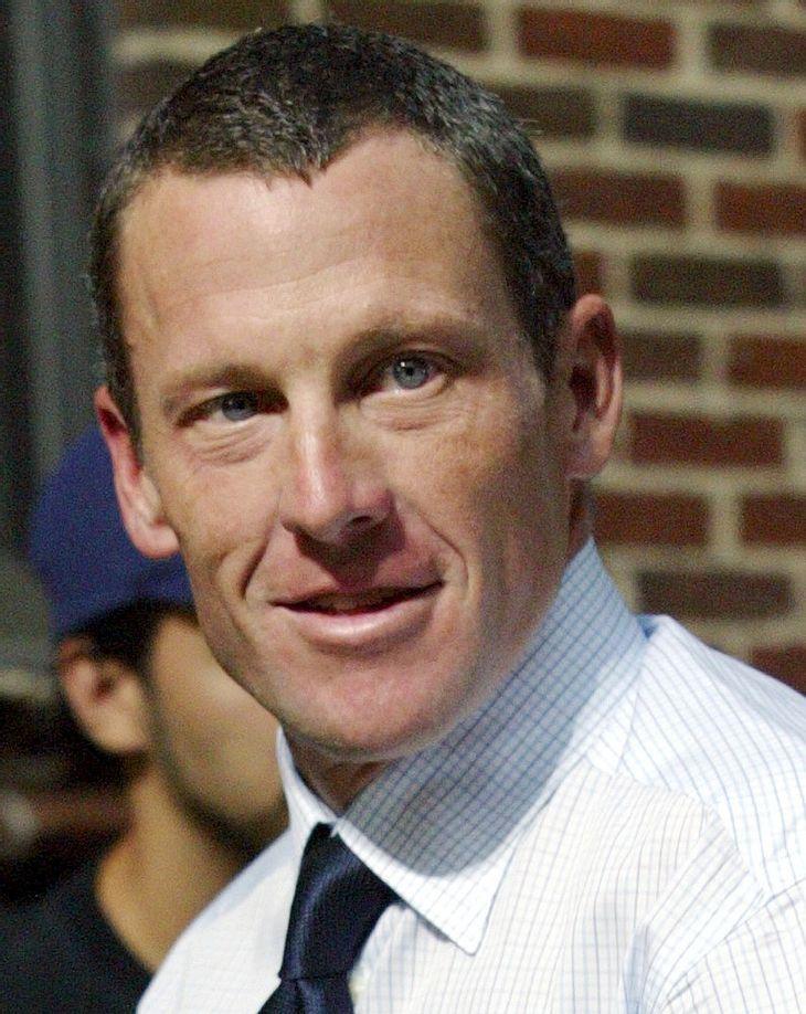 Lance Armstrong vor letzter Tour de France