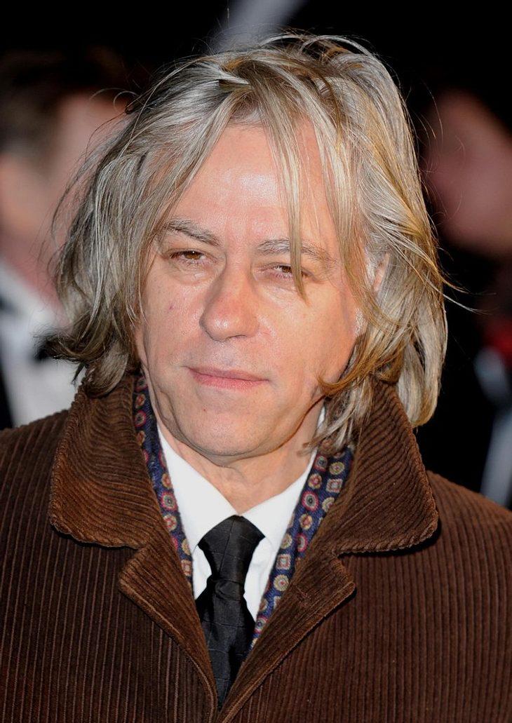 Bob Geldof findet Band Aid-Song furchtbar