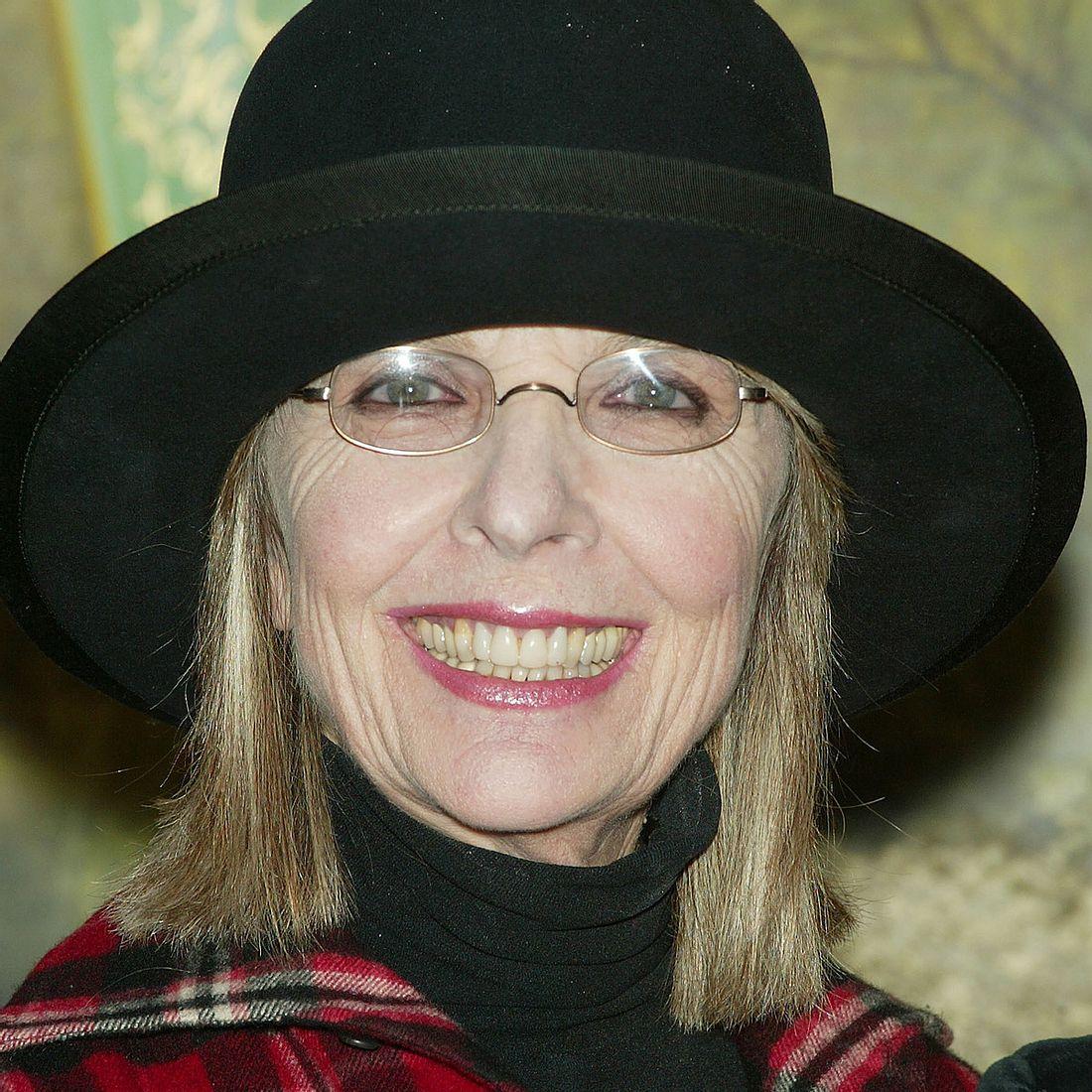 Diane Keaton: Neue Zähne nach Bulimie