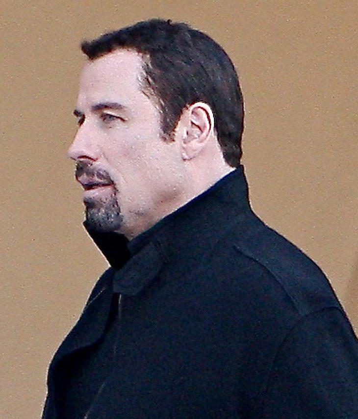 Travolta: Ausstieg bei Scientology?