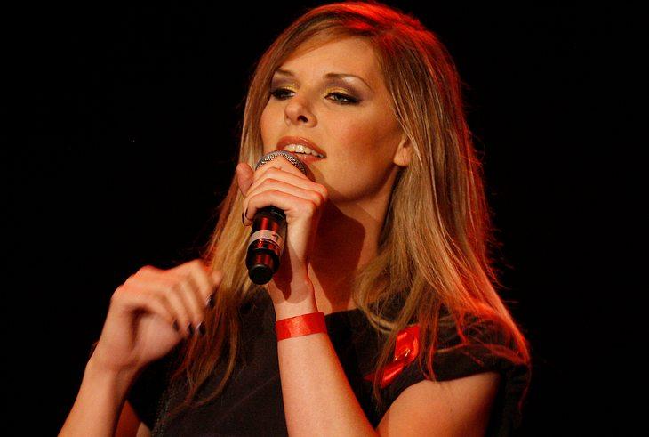 Juli-Sängerin Eva Briegel wird Mama