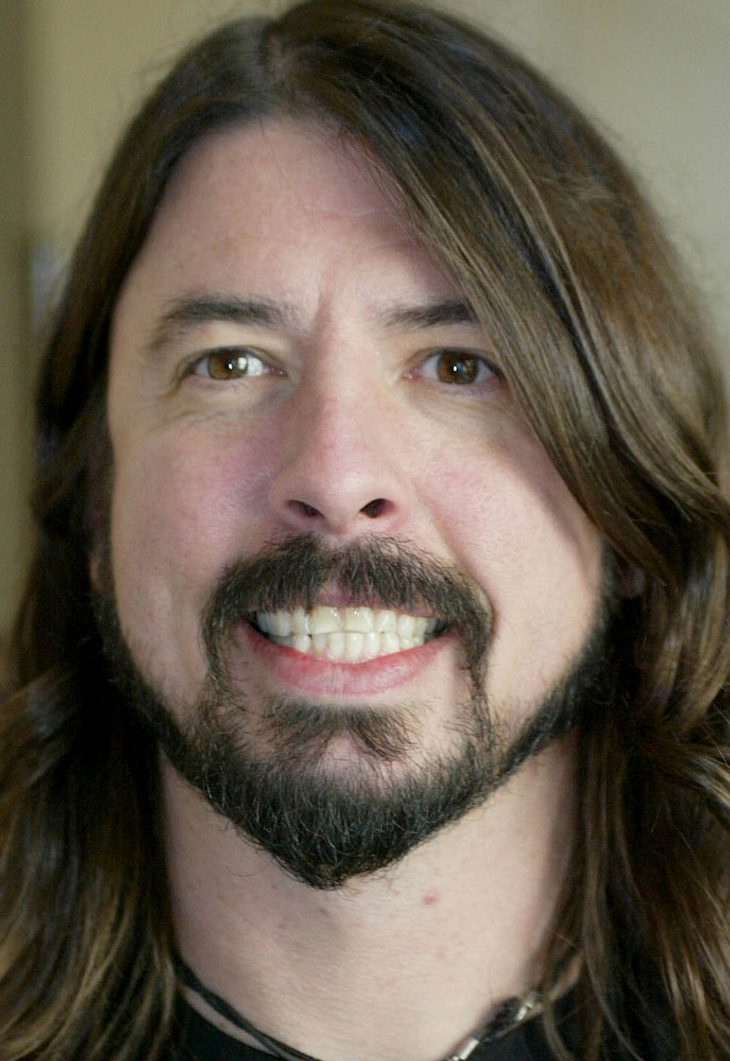 Dave Grohl holt Ex-Nirvana-Kollegen für neuen Foo Fighters-Track