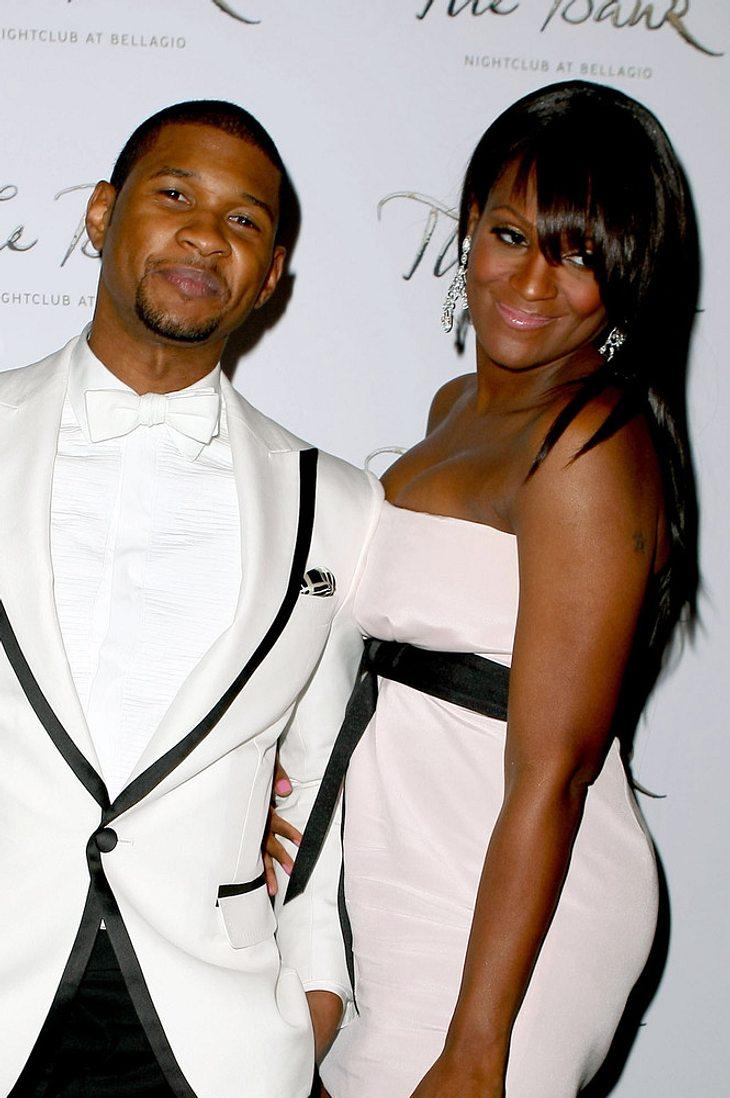 "Foster wird Usher ""immer lieben"""