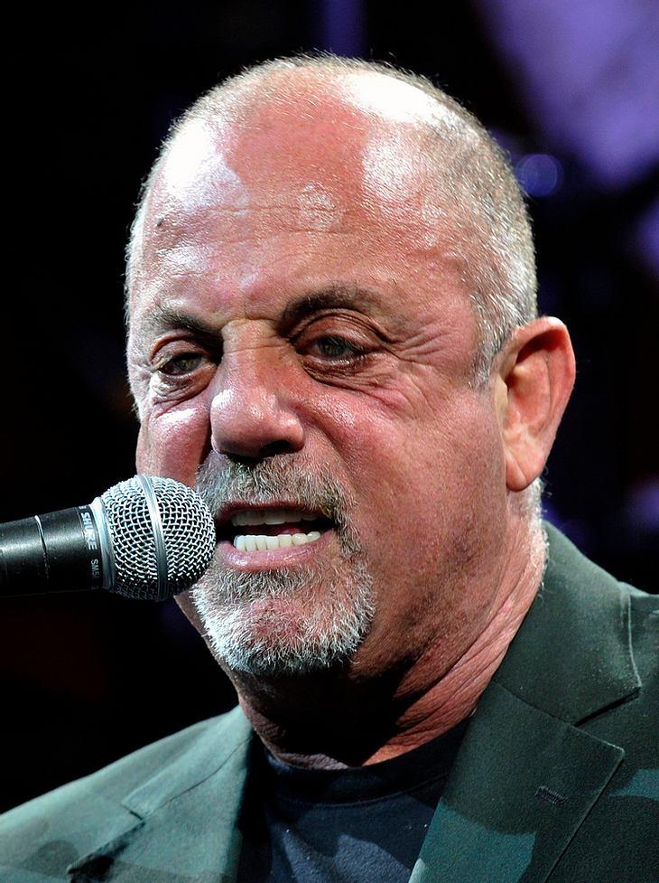 Billy Joel neu verliebt?