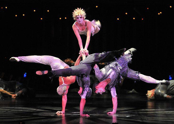 Cirque du Soleil übernimmt Zuhause der Oscars