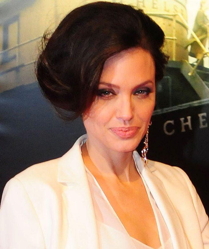 Angelina Jolie als Cleopatra?