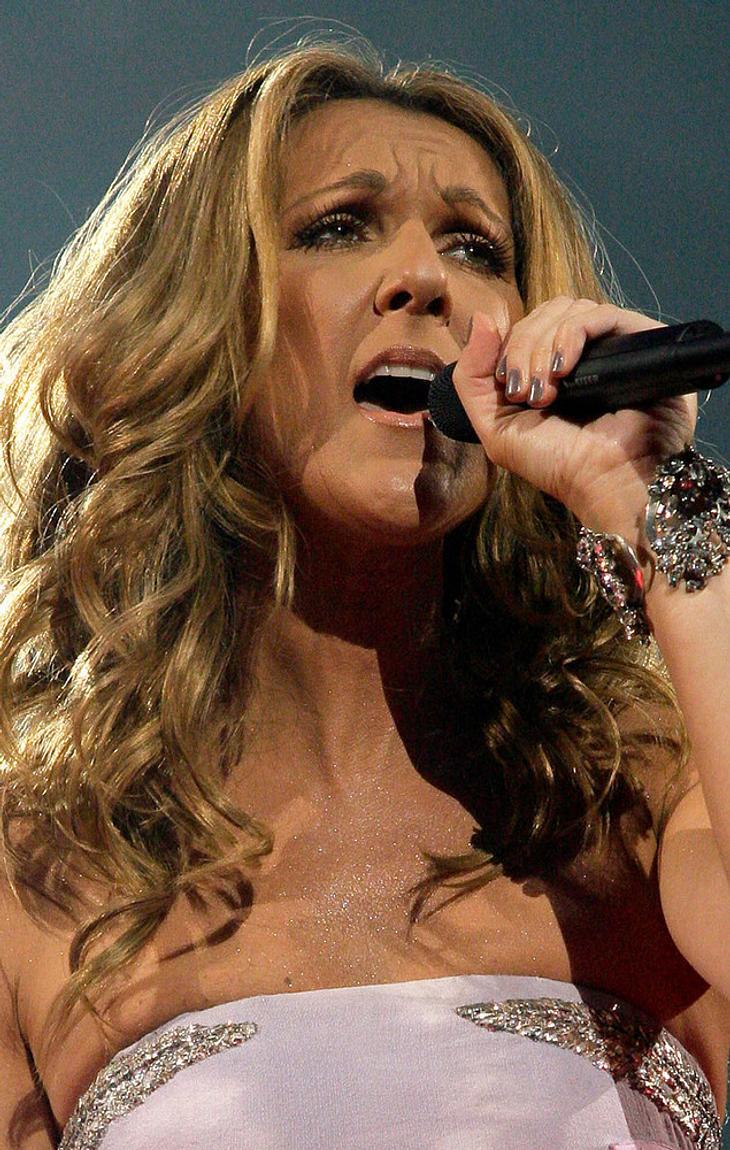 Celine Dion wird wieder Mama