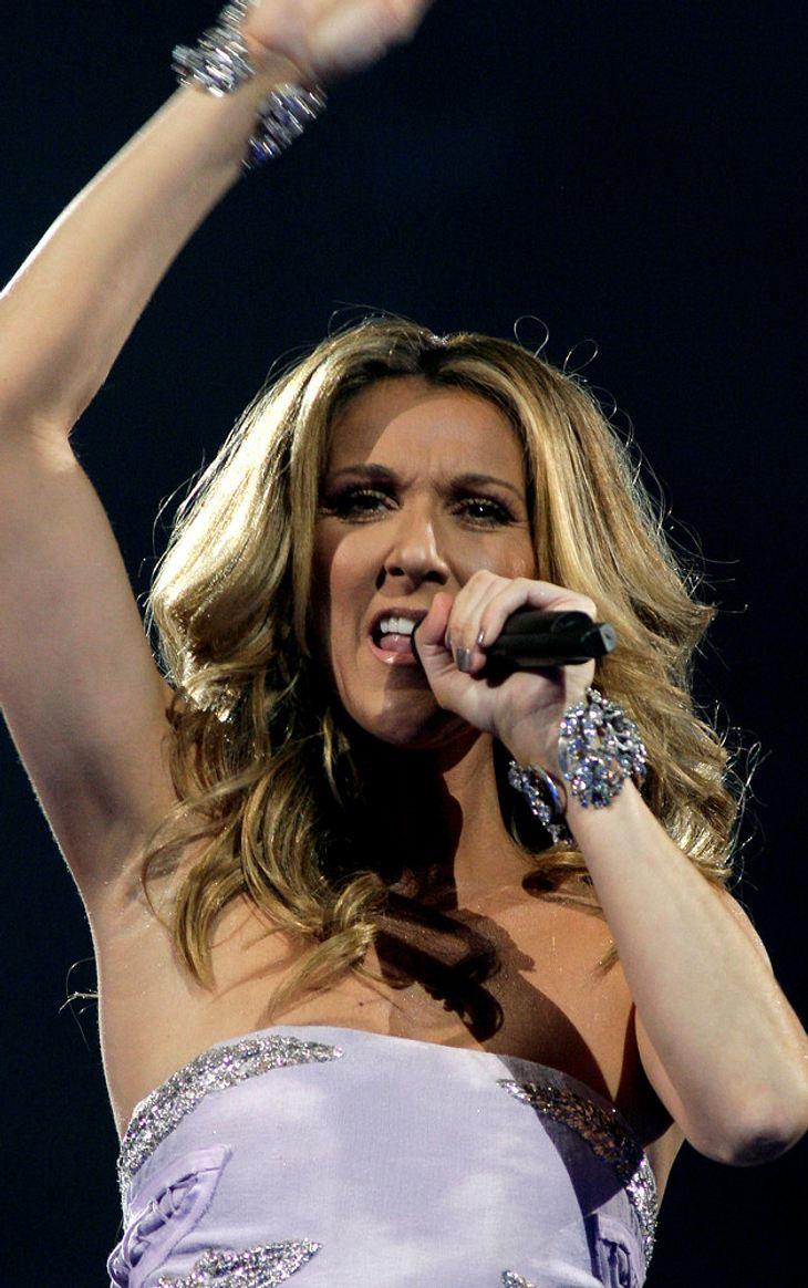 Celine Dion plant von Hollywood inspirierte Vegas-Shows