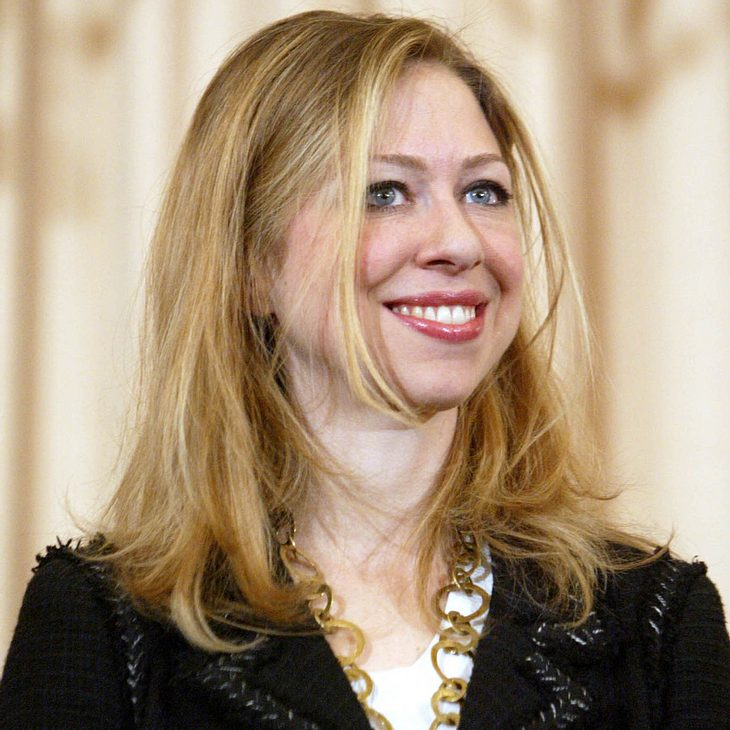 Chelsea Clinton ist Mutter geworden