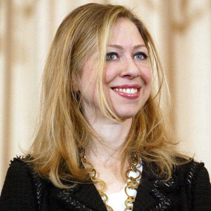 Chelsea Clinton ist Mutter geworden