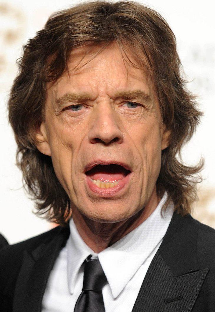 Mick Jagger stichelt gegen Keith Richards