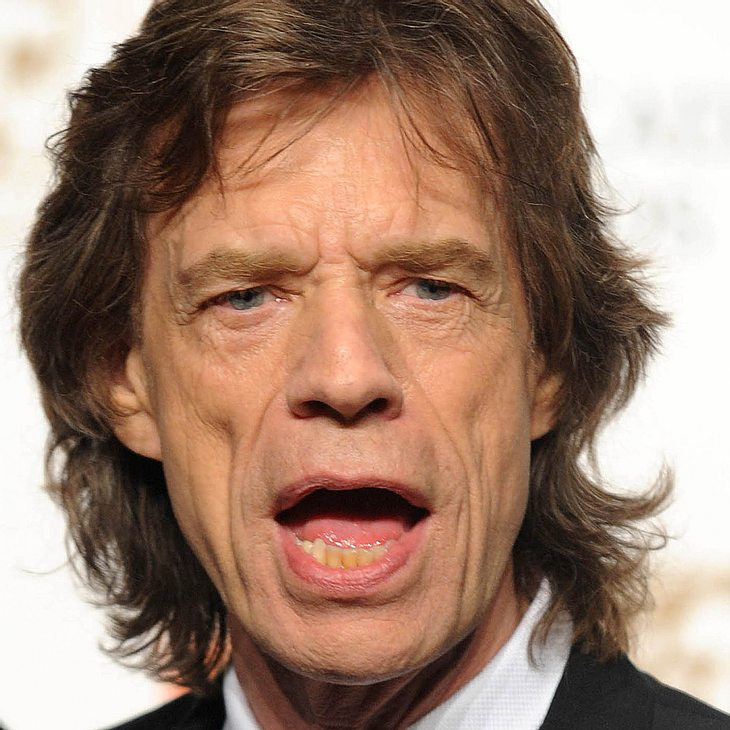 Mick Jagger bringt Joss Stone im Studio zum Schweigen
