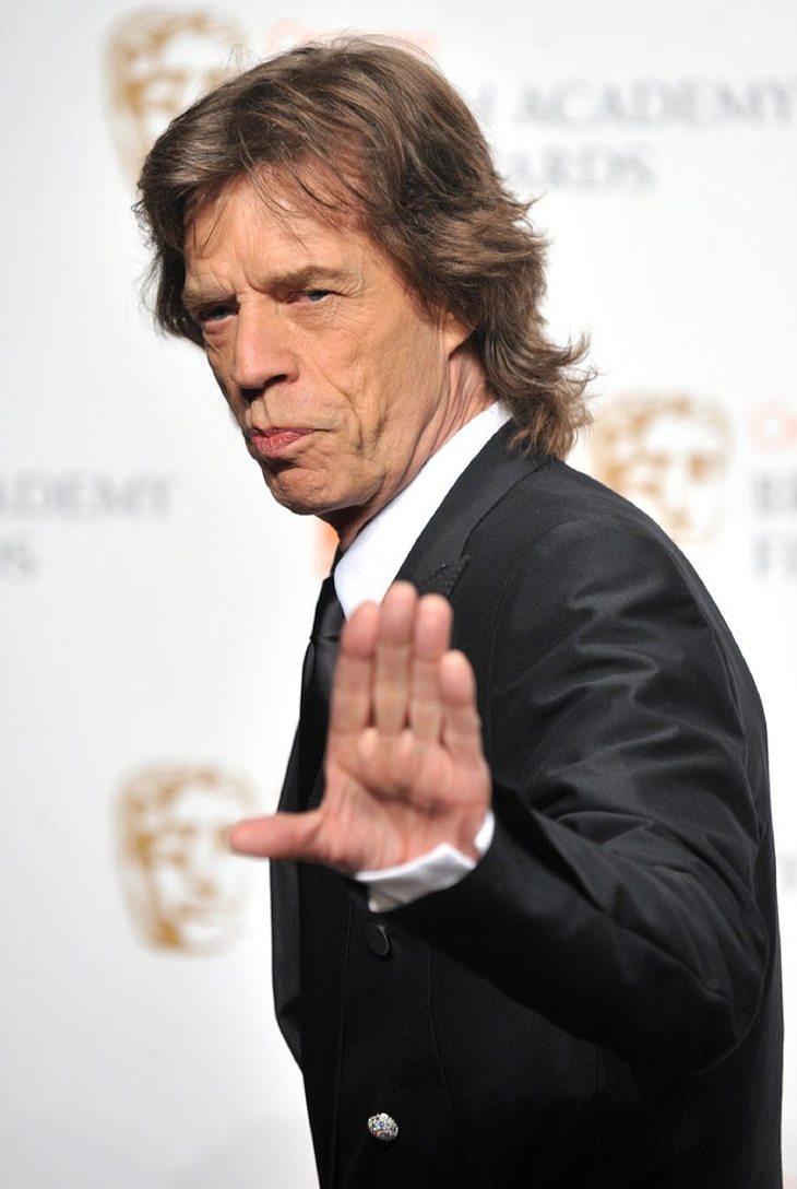 Groupie verteidigt Mick Jagger