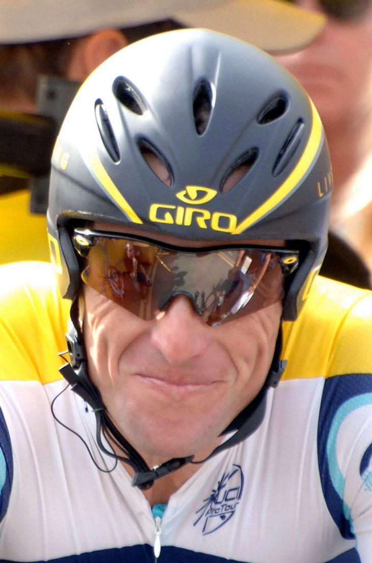 Armstrong lädt Fans via Twitter zu Fahrradtour ein